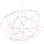 flock of light suspension light  -
