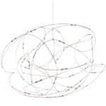 flock of light suspension light  - moooi