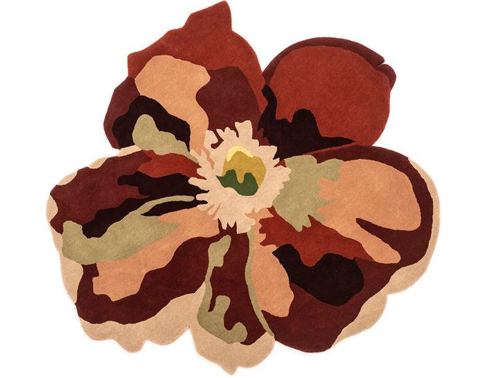 flora bloom 2 rug