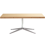 florence knoll model 2485 executive desk  -