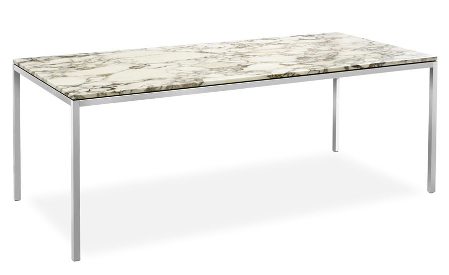 florence knoll rectangular dining table