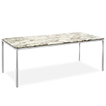 florence knoll rectangular dining table  -