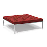 florence knoll relaxed medium square bench - Florence Knoll - Knoll