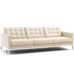 florence knoll relaxed sofa - Florence Knoll - Knoll