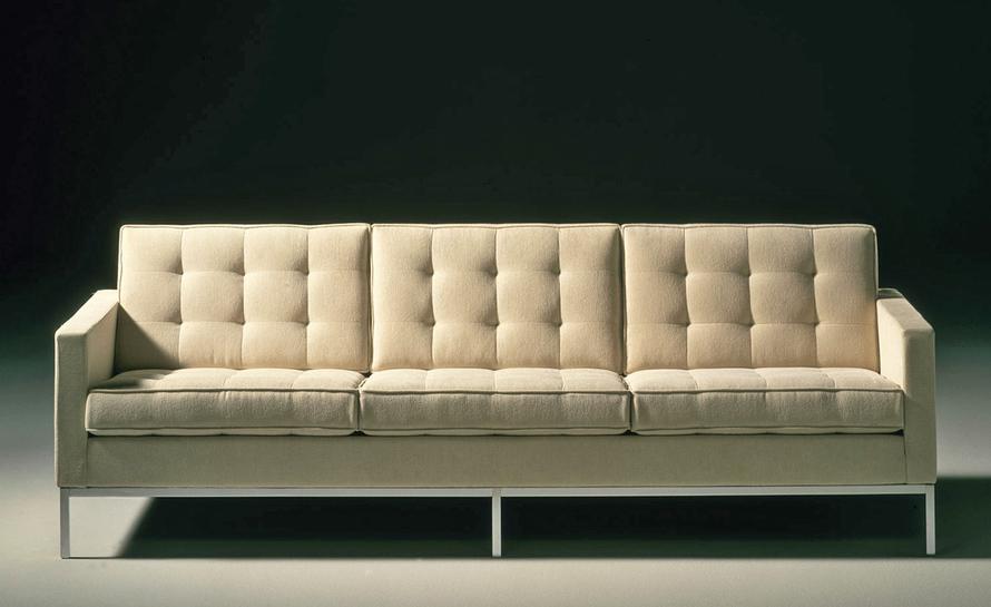 florence knoll sofa. Black Bedroom Furniture Sets. Home Design Ideas