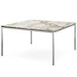 florence knoll square dining table  -
