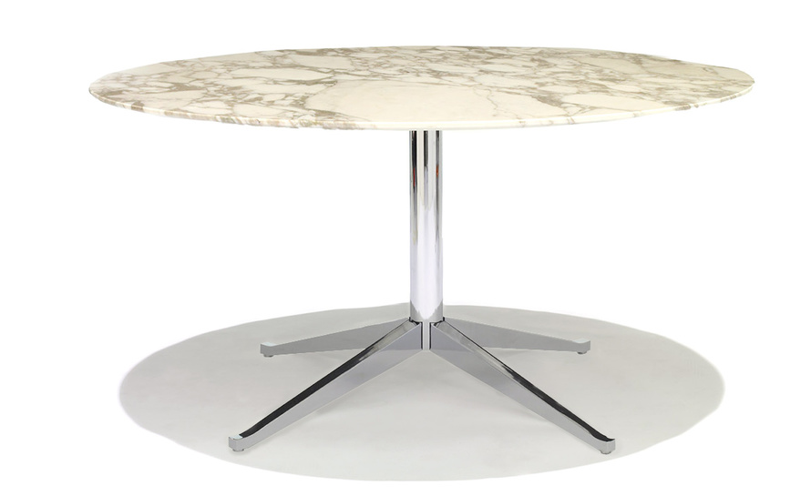florence knoll round table