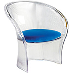 magis flower chair  -