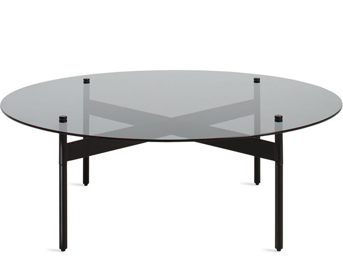flume round coffee table
