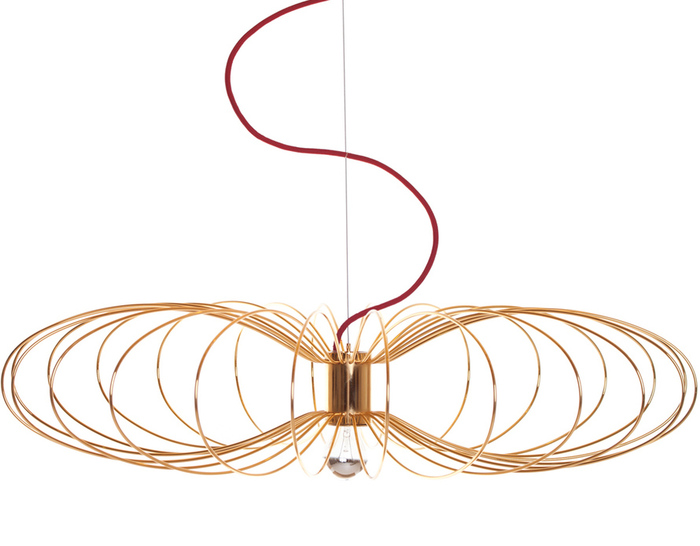 flying spider lamp 266