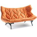 foliage sofa - Patricia Urquiola - Kartell