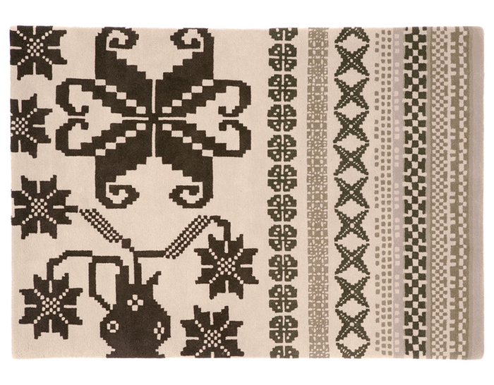 folk rug