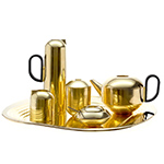 form 6 piece tea set  -