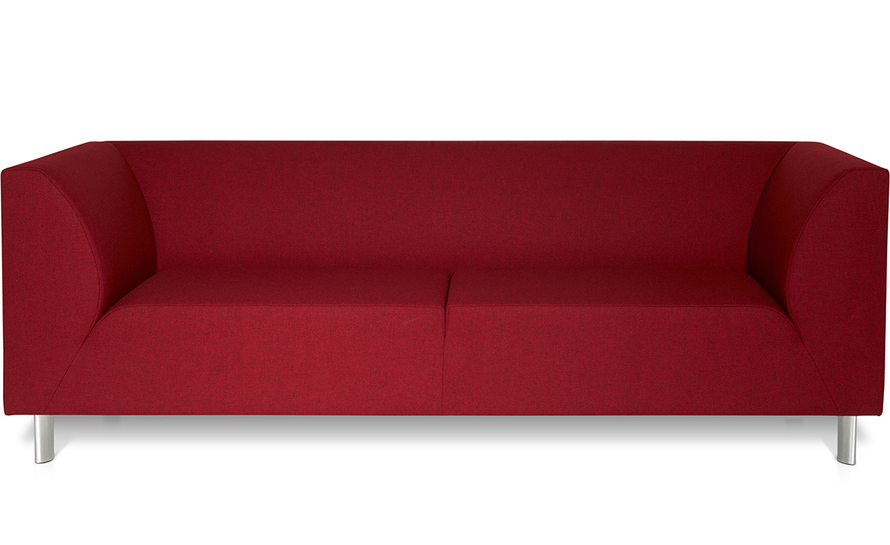 fox 3 seat sofa