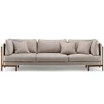 frame long sofa 766la - Neri&Hu - de la espada