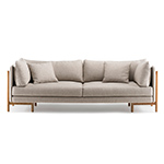 frame medium sofa with arms 766ma  -