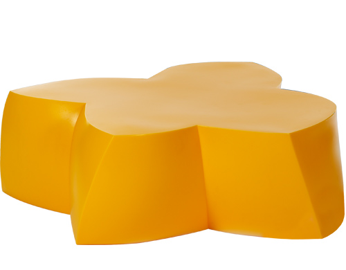Frank Gehry Coffee Table Sitting Unit