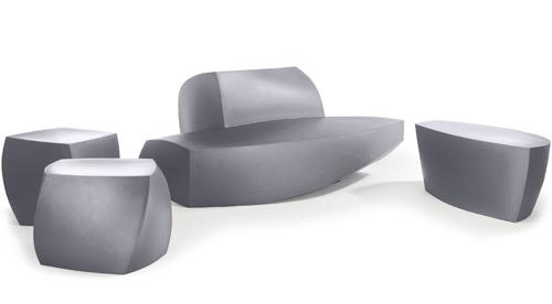 Frank Gehry Sofa