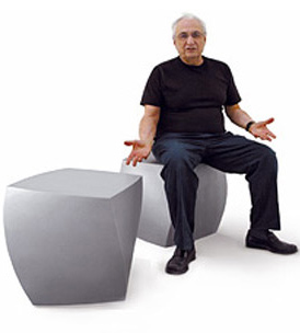 Frank Gehry Twist Cube Hivemodern Com