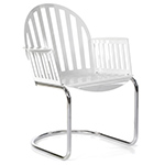 fresh air dining chair - Richard Schultz - Knoll