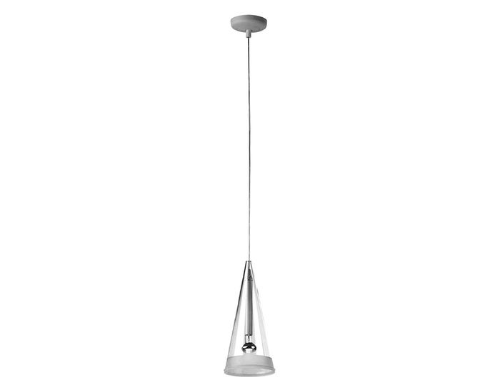 fucsia 1 pendant light