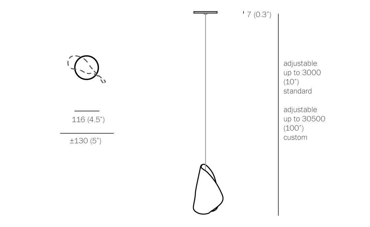 Bocci 211 single pendant light hivemodern bocci 211 single pendant light aloadofball Image collections