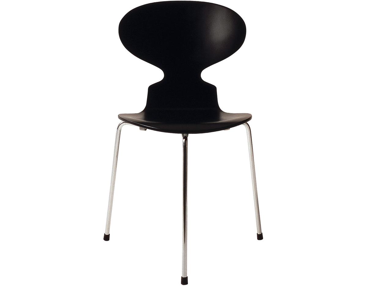 3 leg ant chair color. Black Bedroom Furniture Sets. Home Design Ideas