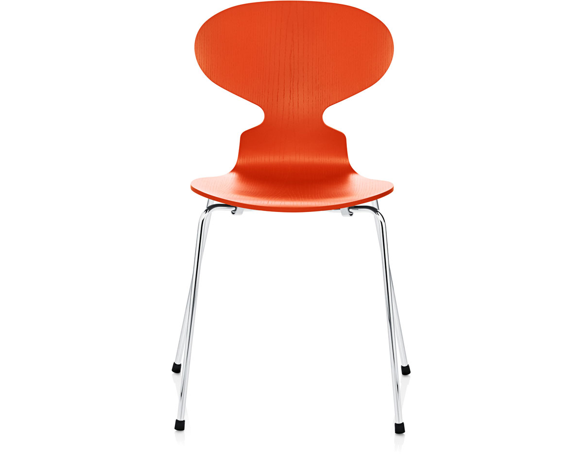 4 leg ant chair color for Arne jacobsen nachbau