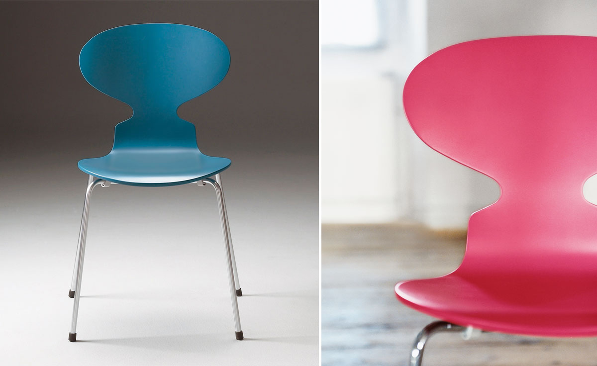 4 Leg Ant Chair Color Hivemodern Com