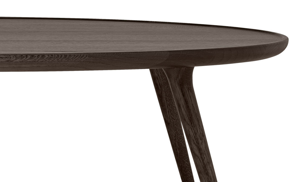 Accent Oval Lounge Table Hivemodern Com