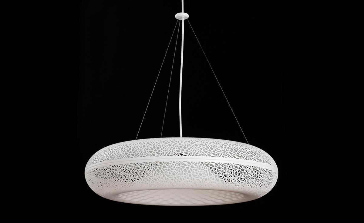 Bdlove Lamp By Ross Lovegrove ·  Http://hivemodern.com/public_resources/full/aeros Pendant