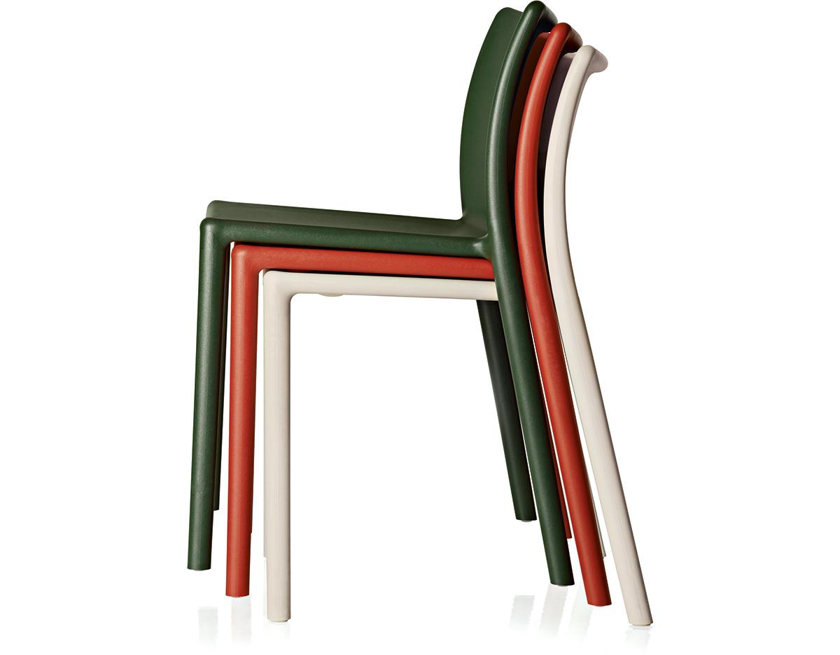 Magis Air Chair Four Pack Hivemodern Com