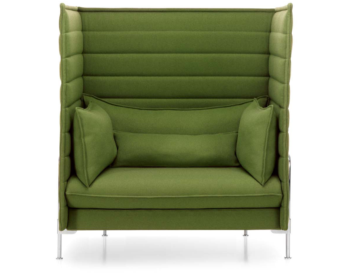 Alcove highback sofa for Divan furniture