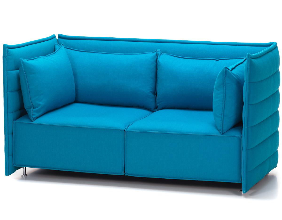 alcove plume 2 seater sofa. Black Bedroom Furniture Sets. Home Design Ideas