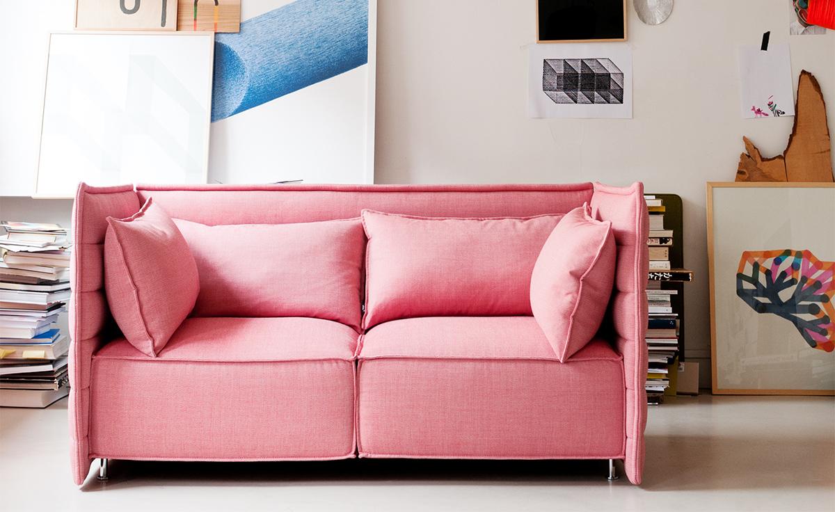 Alcove Plume 2 Seater Sofa - hivemodern.com