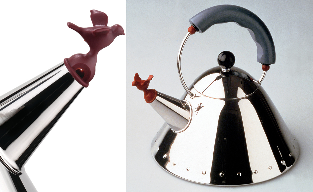 alessi  michael graves kettle  hivemoderncom - overview