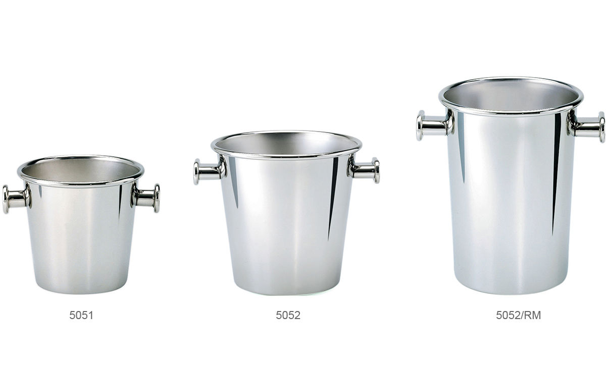 Alessi Sottsass Ice Bucket Wine Cooler Hivemodern Com