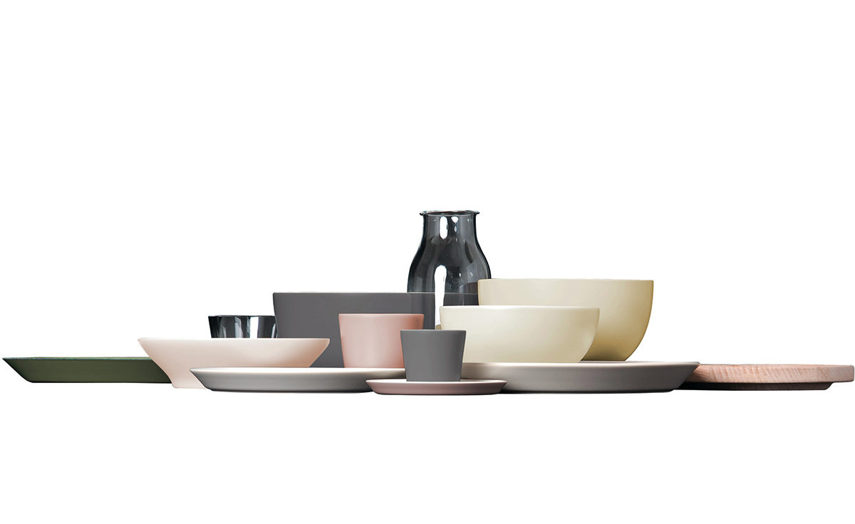 Alessi Tonale Small Plate 4 Pack  sc 1 st  Hive Modern & Alessi Tonale Small Plate 4 Pack - hivemodern.com