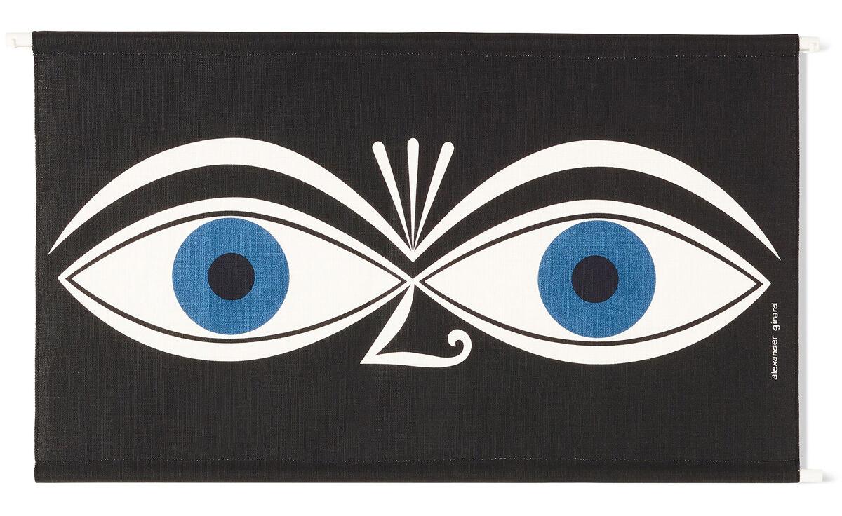 Girard® Eyes Environmental Enrichment Panel - hivemodern.com