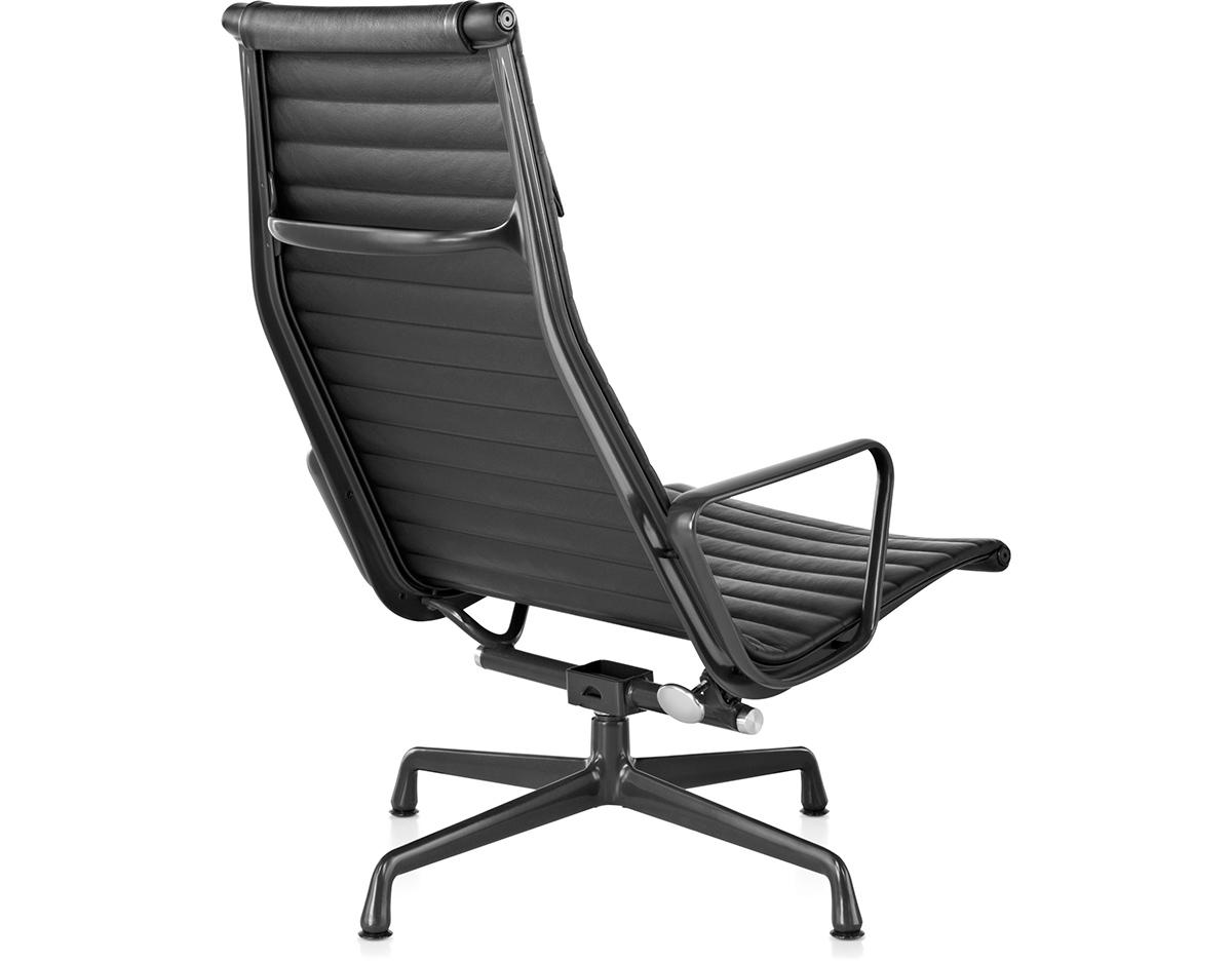 eames aluminum group lounge chair. Black Bedroom Furniture Sets. Home Design Ideas