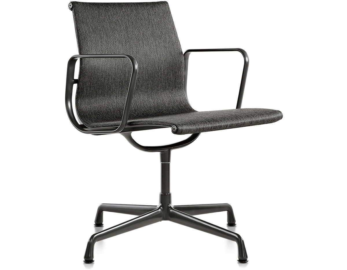 Aluminum group side chair outdoor for Herman miller eames aluminum group management chair