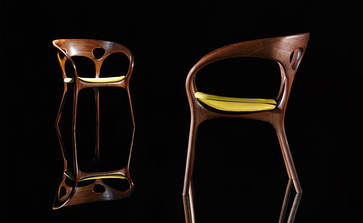 Anne Lounge Chair Hivemodern Com