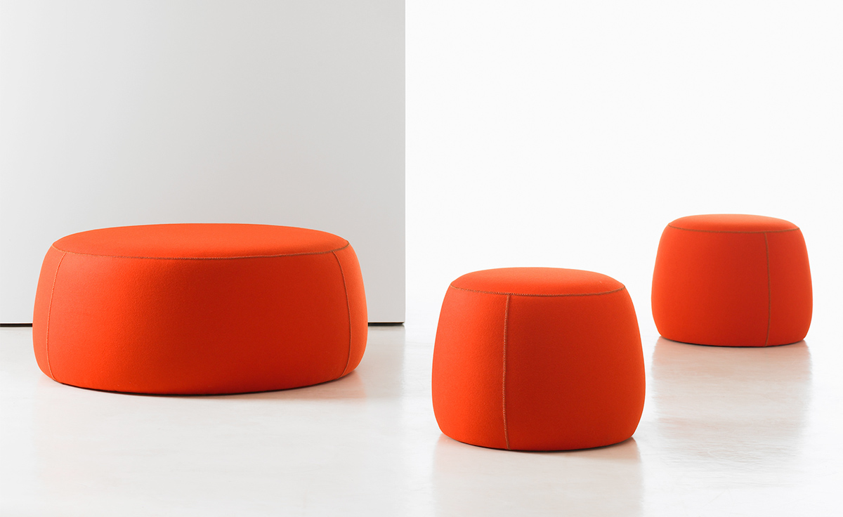 Fantastic Apel Large Stool Bralicious Painted Fabric Chair Ideas Braliciousco