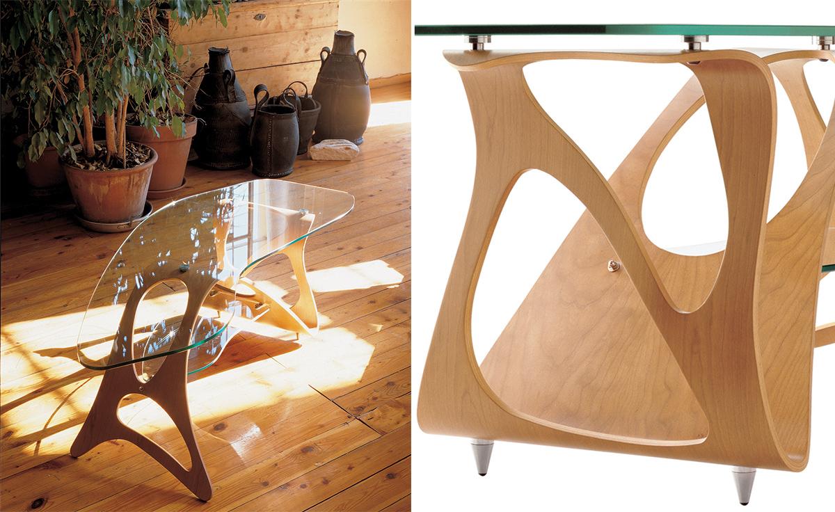 arabesco coffee table - hivemodern