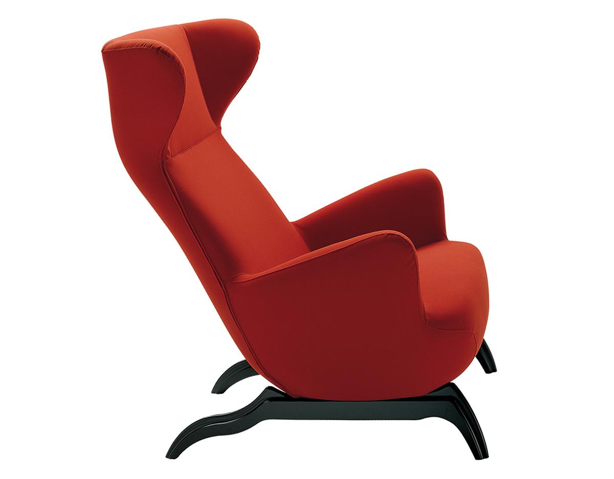 Carlo Mollino Ardea Lounge Chair Hivemoderncom