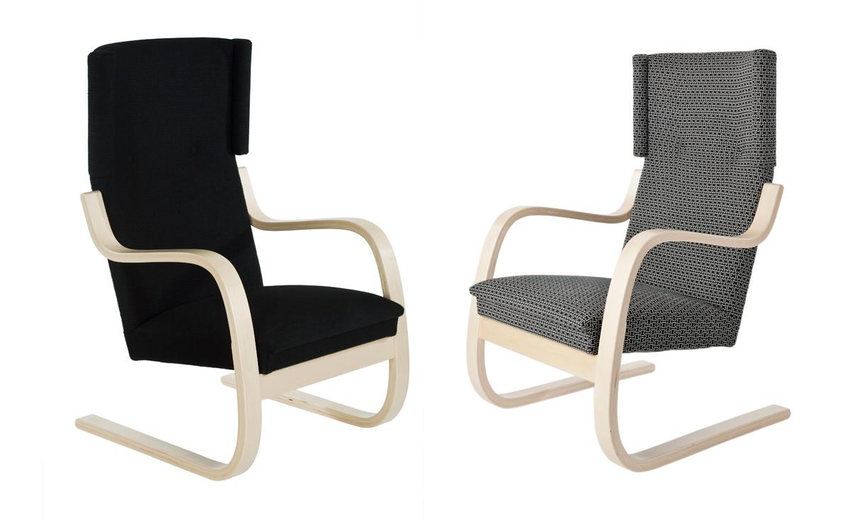 Incroyable Alvar Aalto Armchair 401