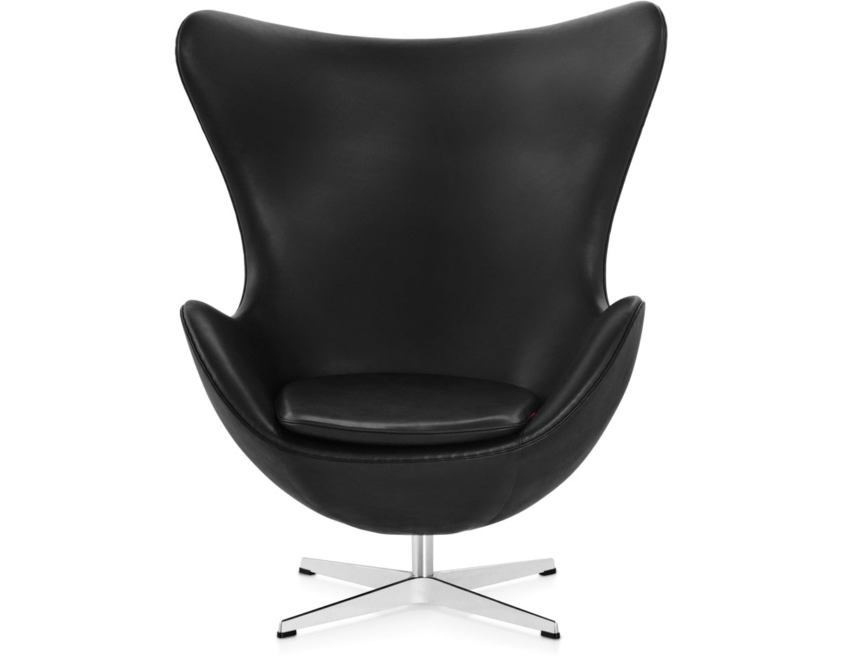 Arne jacobsen egg chair leather - Overview