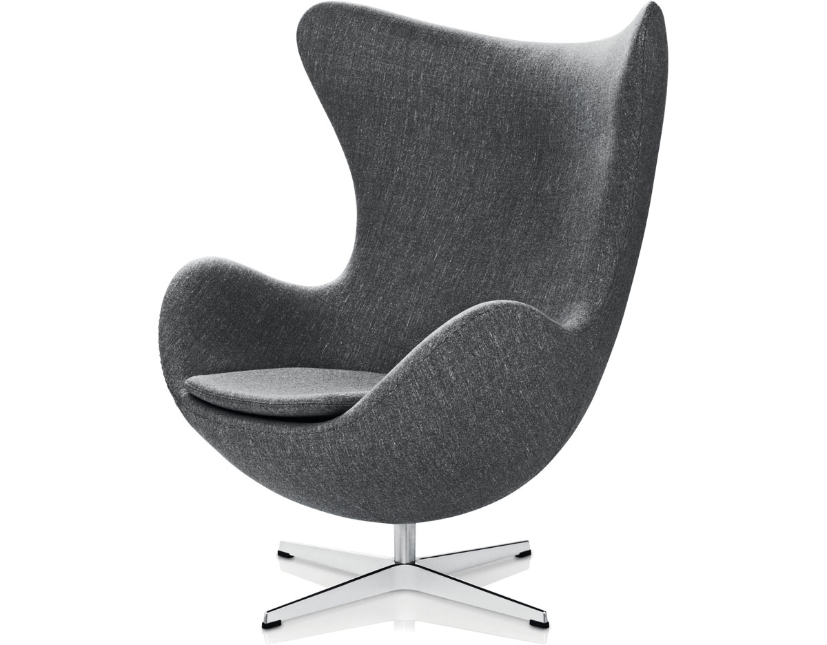 Design Egg Chair arne jacobsen egg chair hivemodern com overview