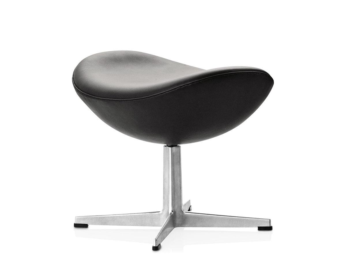 Arne Jacobsen Egg Ottoman Hivemodern Com