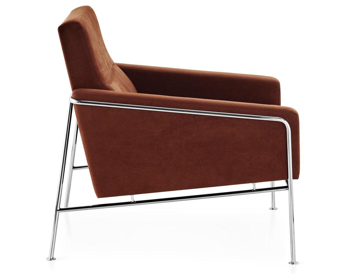 Arne Jacobsen Series 3300 Easy Chair Hivemodern Com